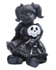 Spooky Doll mit roten LED Augen