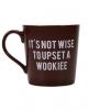 Star Wars Chewbacca Wookie Tasse