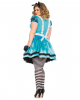 Tea Party Alice Costume Plus Size