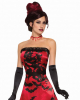 Vampire Lady Ball Gown For Adults