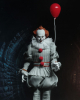 ES - Pennywise Action Figure 21 Cm With Clothing