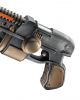 Kettensäge SciFi Pistole Spielzeugwaffe