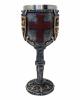 Crusader Coat Of Arms Goblet