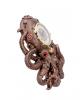 Octoclock Steampunk Octopus Wall Clock