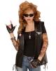 Punkrock & Biker Gloves With Studs