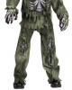 Skeleton Zombie Deluxe Kinderkostüm