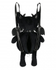 Violet Demonia Cats Plush Backpack