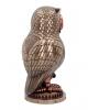 Tick Toot Steampunk Owl Grandfather Clock 27cm