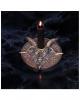 Baphomet's Prayer Incense & Candle Holder