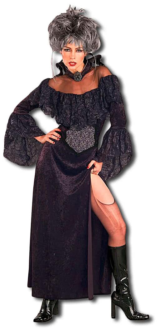Vampire Countess Costume Dark Heart | Vampire Costumes for ...
