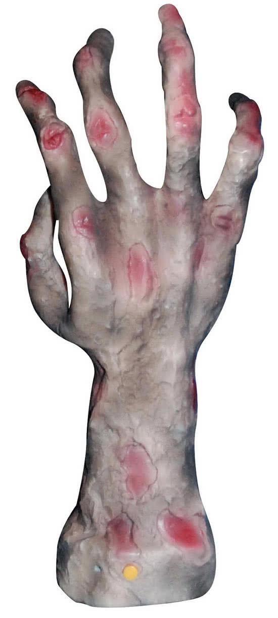 Burned Grapschende Zombie Hand Halloween Animatronics As