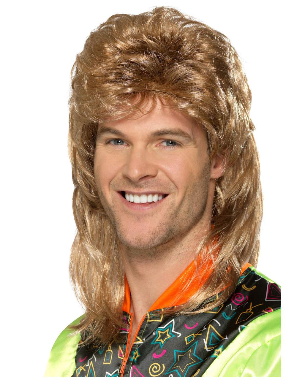 Blonde strähnen männer