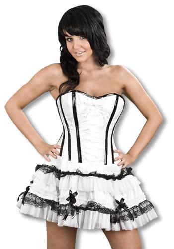 vinyl mini dress black l gothic lolita horror. Black Bedroom Furniture Sets. Home Design Ideas