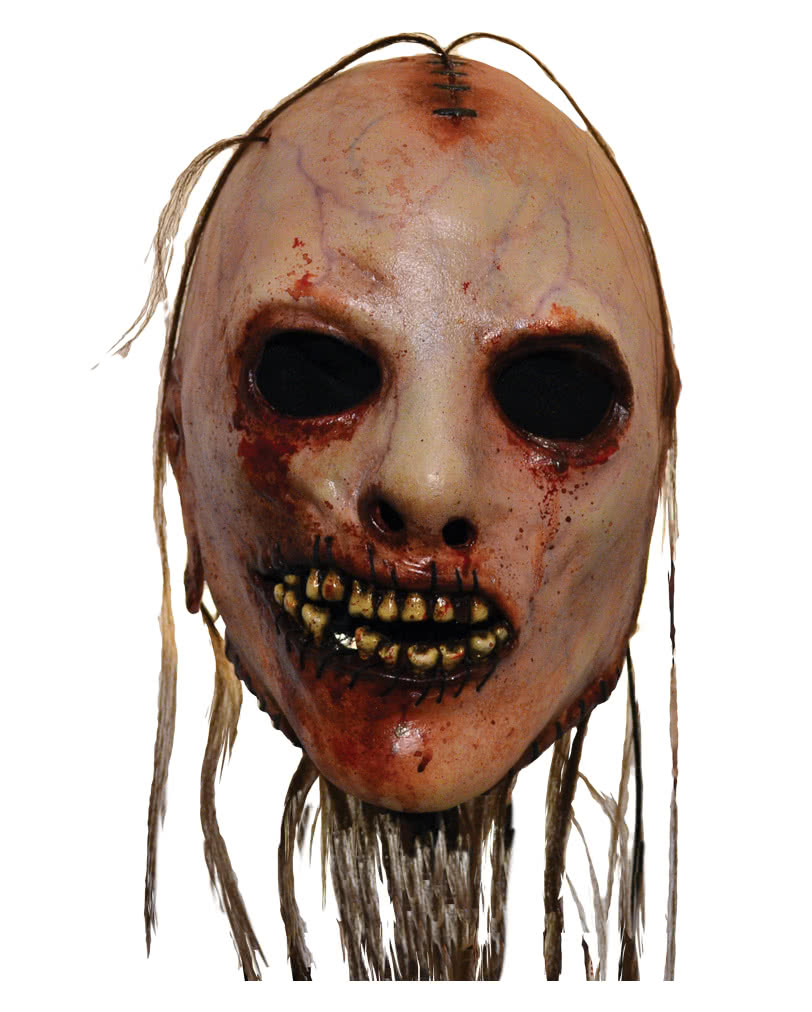 american horror story bloody face maske american horror story horrormaske horror. Black Bedroom Furniture Sets. Home Design Ideas