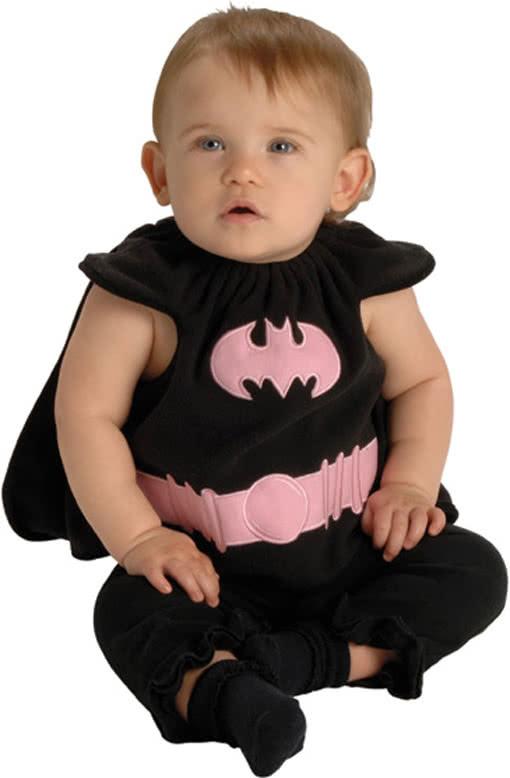 batgirl deluxe kleinkinderkost m baby batgirl kost m. Black Bedroom Furniture Sets. Home Design Ideas