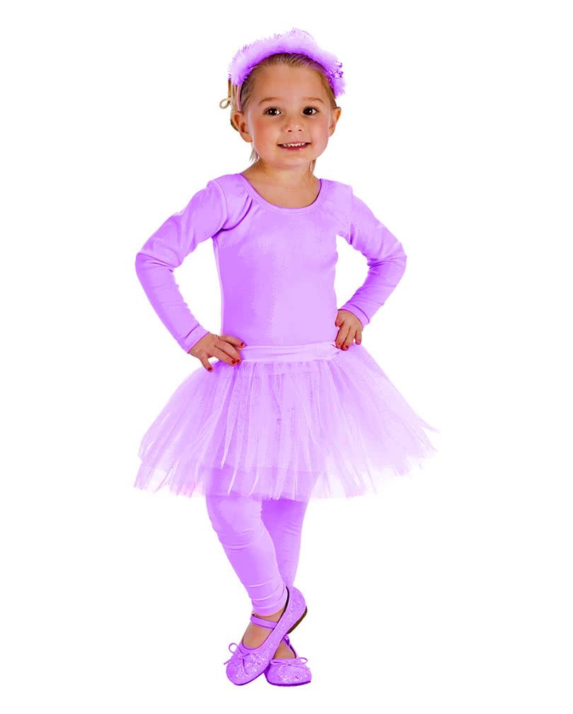 ballerina kinder tutu lila violetter petticoat f r kinder horror. Black Bedroom Furniture Sets. Home Design Ideas