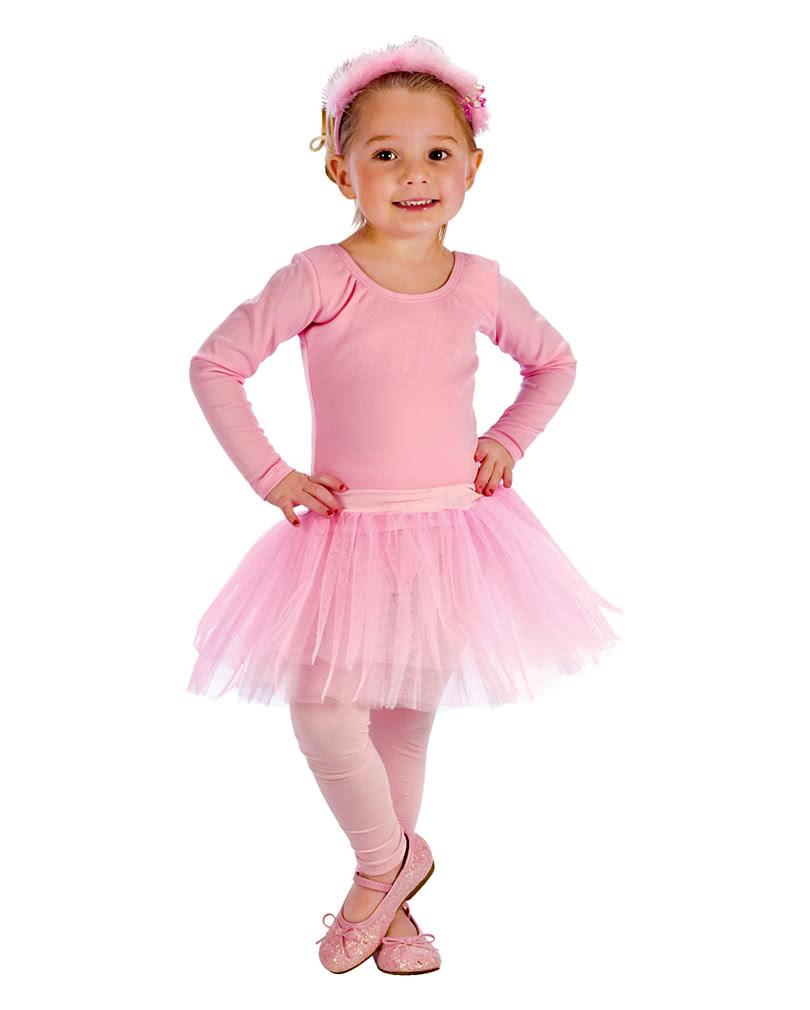 ballerina kinder tutu rosa rosa petticoat f r kinder horror