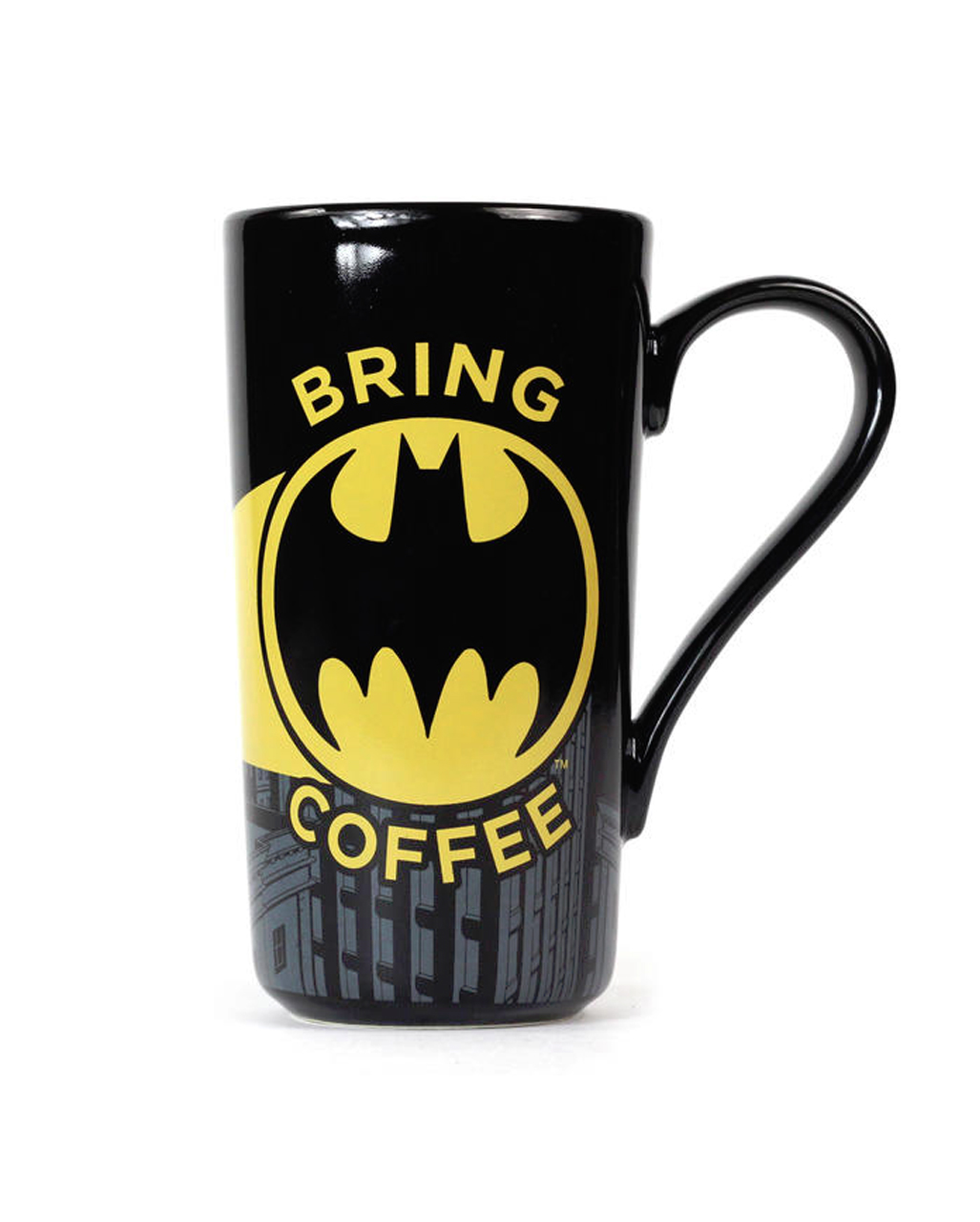 batman bring coffee coffee cup for comic fans horror. Black Bedroom Furniture Sets. Home Design Ideas
