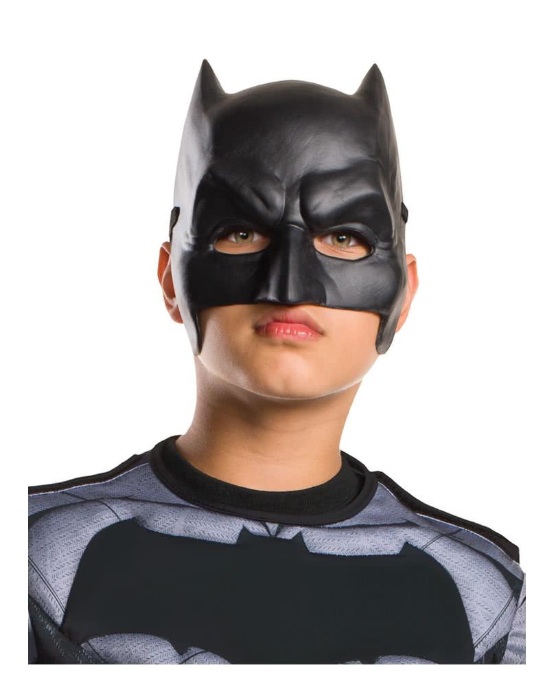batman kinder maske schwarz comic held maske f r kinder horror. Black Bedroom Furniture Sets. Home Design Ideas