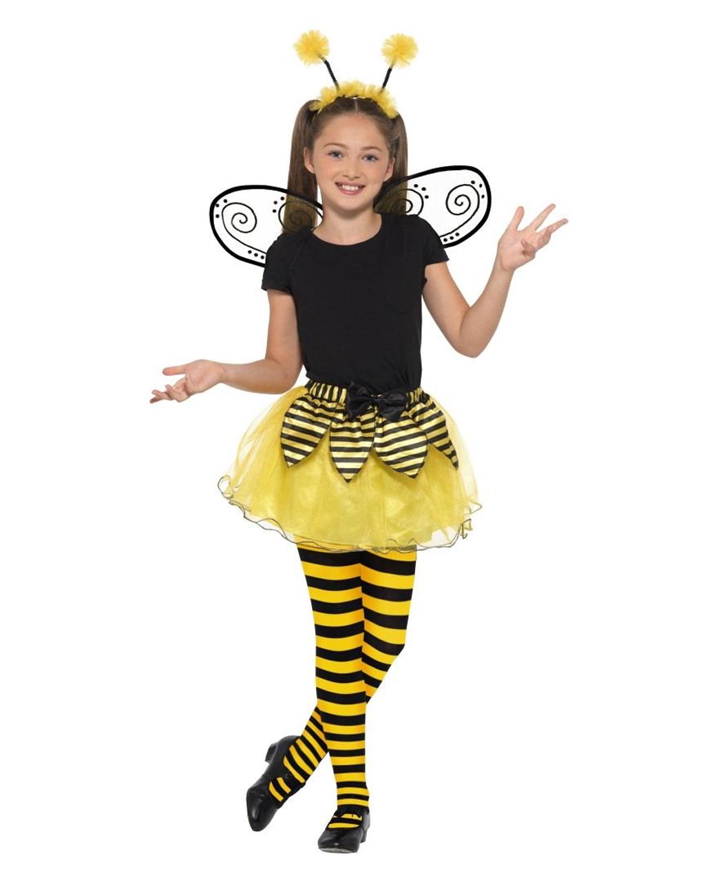 Bienen Kinder Kostumzubehor Set Kaufen Bei Horror Shop Com