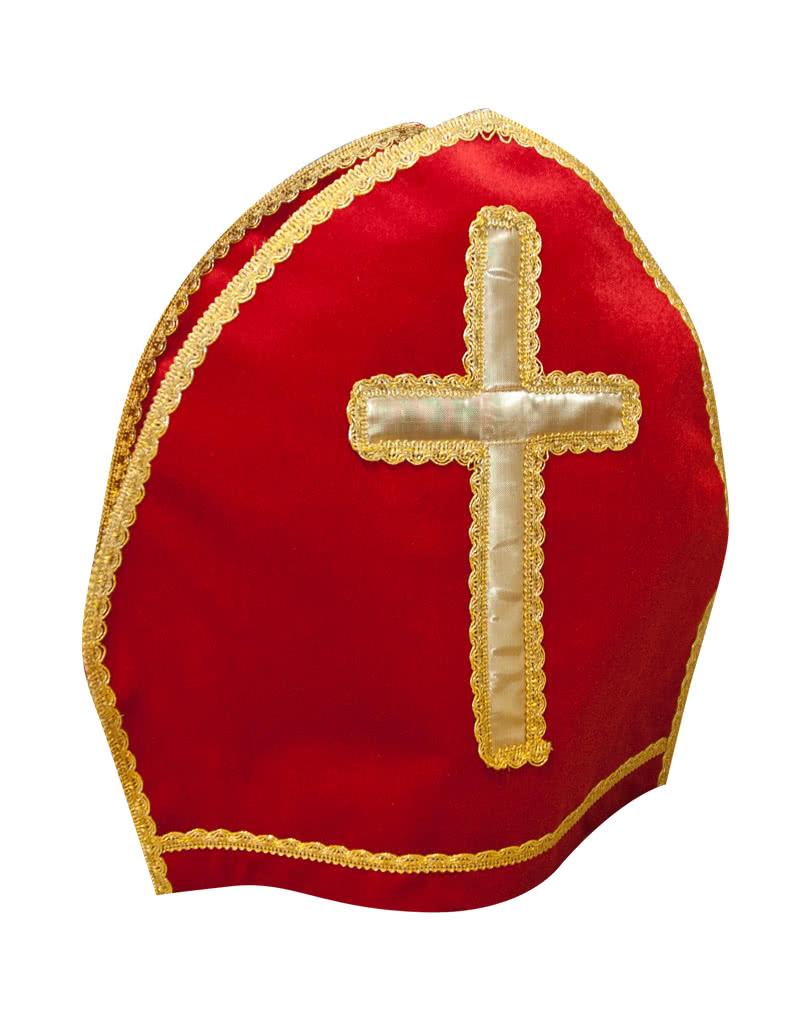 bishop hat deluxe noble bishop mitra horror