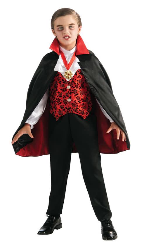 fba534aade7 Vampire Kids Costume Deluxe
