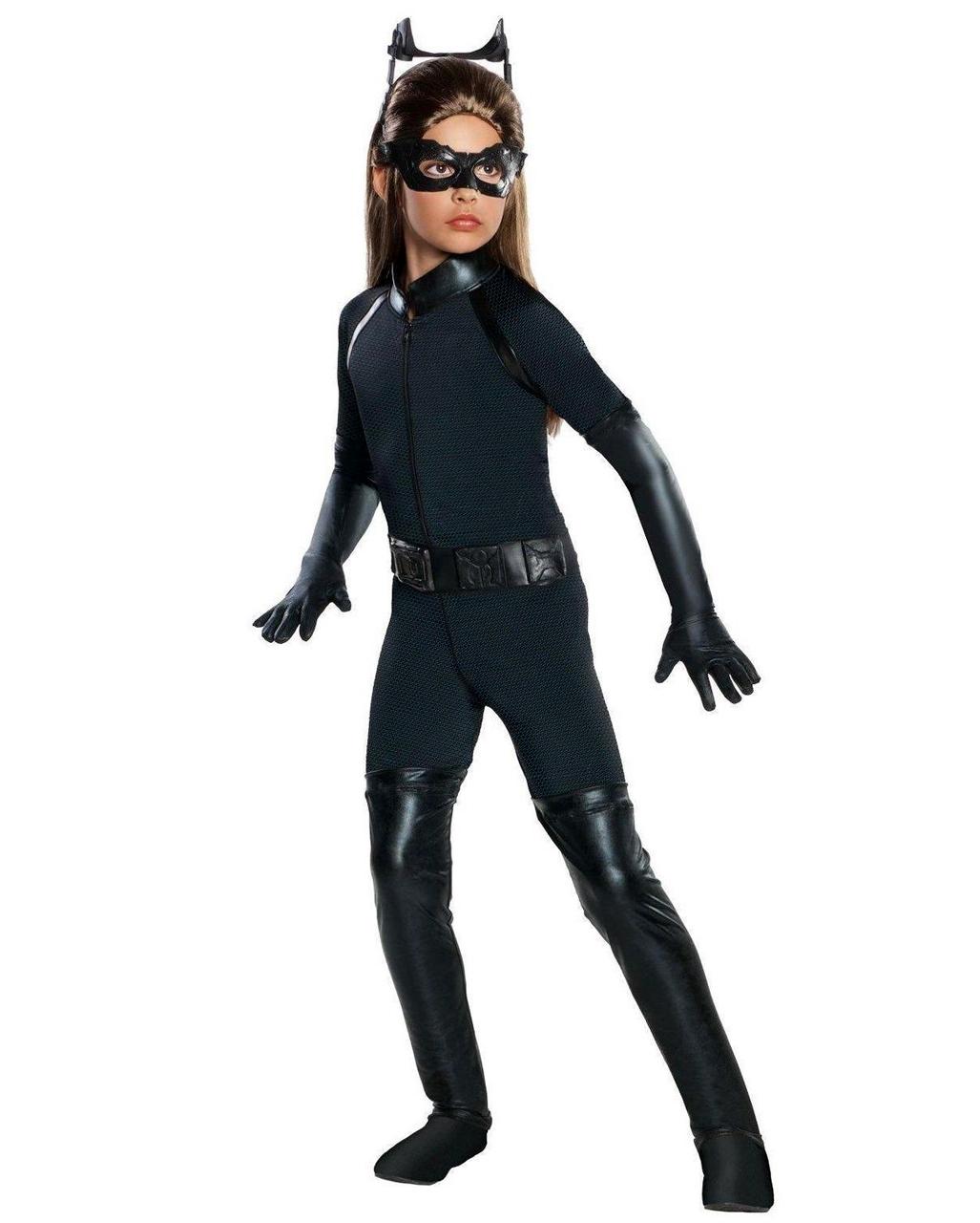 Catwoman Child Costume Buy Superheroes Costumes Horror Shop Com