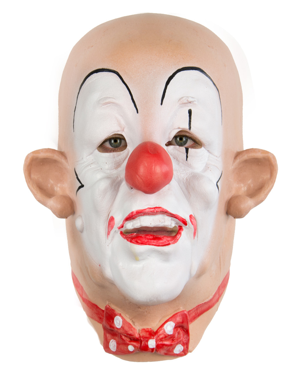 Scary Clown Mask Halloween Party Carnival Fancy Dress Horror Costume Face Hide