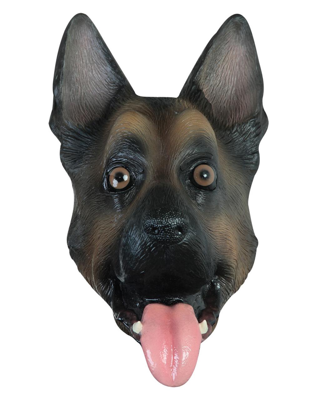 bester Wert Super Rabatt verschiedene Arten von Deutscher Schäferhund Maske