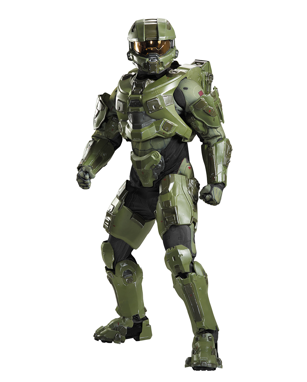 Disguise Costumes Mens Master Chief Adult Full Helmet Green