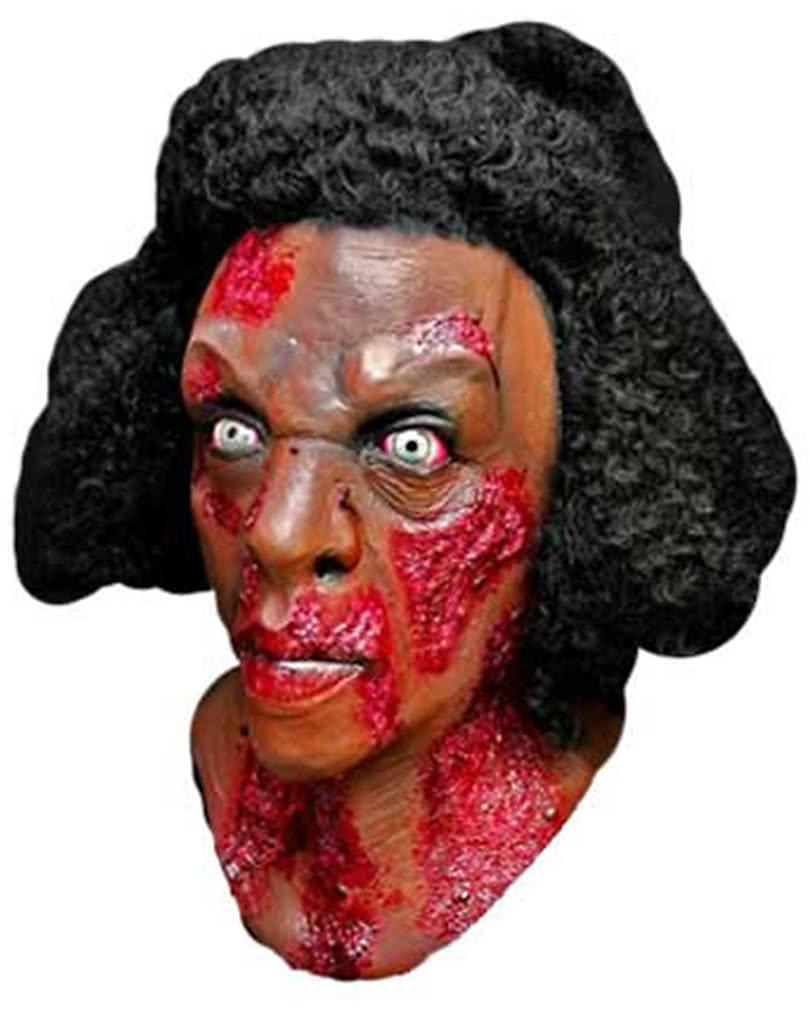 discozombie maske zombie maske horror. Black Bedroom Furniture Sets. Home Design Ideas