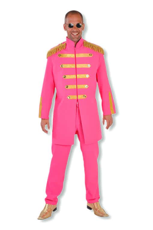dompteur kost m pink rosa zirkus uniform horror. Black Bedroom Furniture Sets. Home Design Ideas