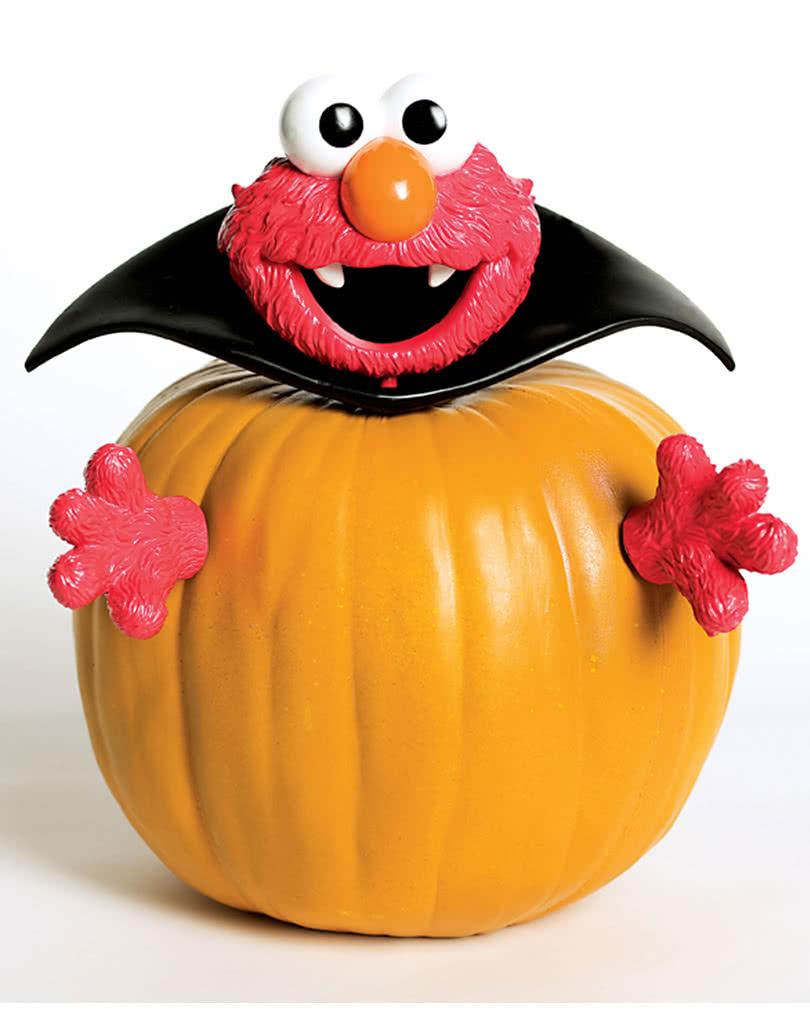 Elmo pumpkin decoration halloween decoration horror Halloween pumpkin decorations