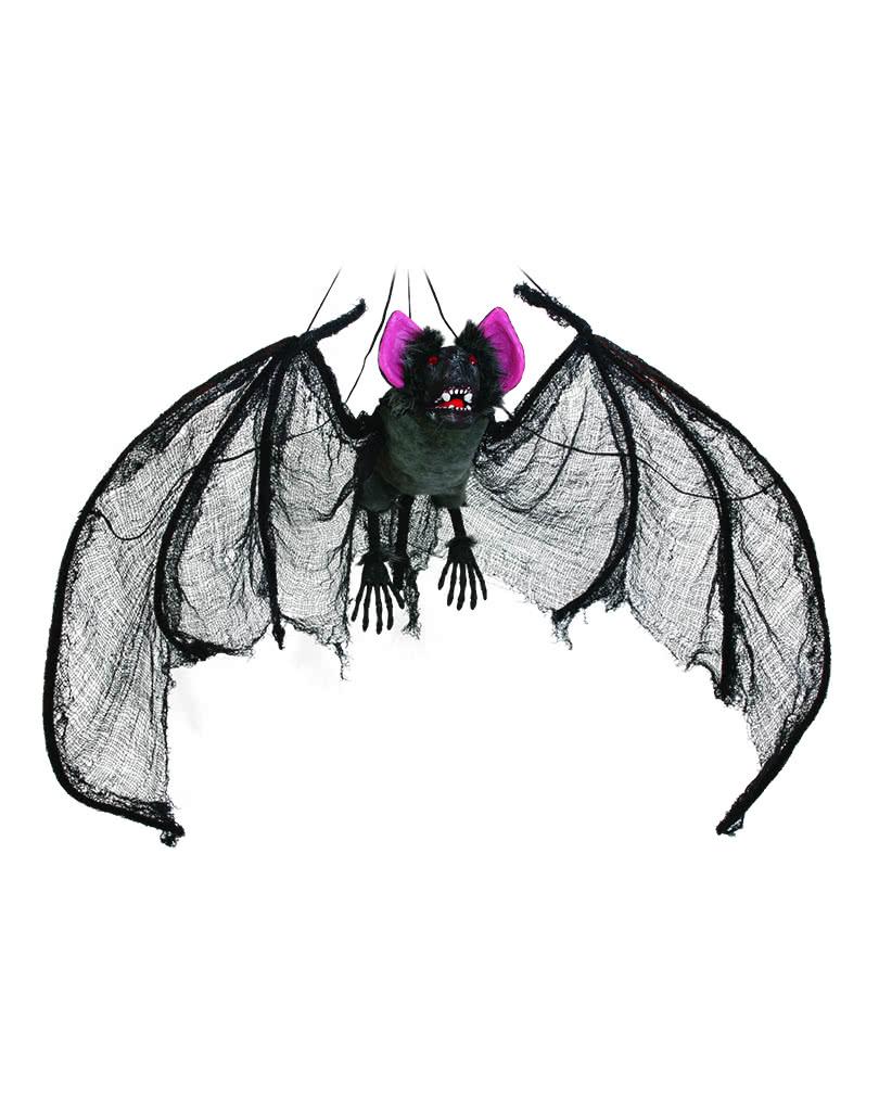 Deko Schädel Fledermaus Aufhänger Halloweendeko Halloween Deko Dekoration Halloweenparty Deko Sammlerobjekte von saisonalen Ereignissen & Festen