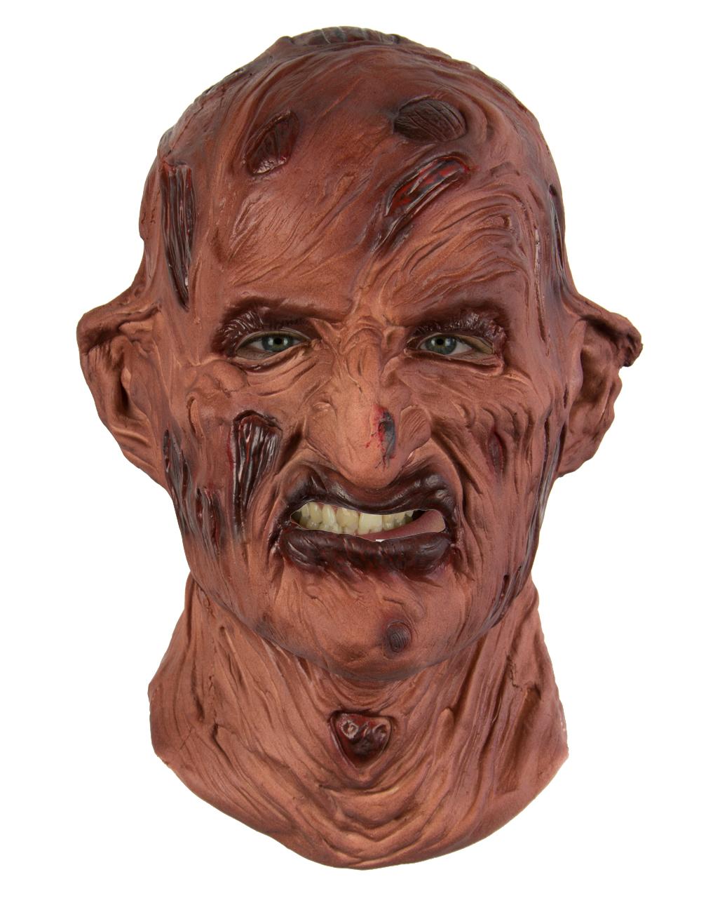 Freddy kruger latex mask