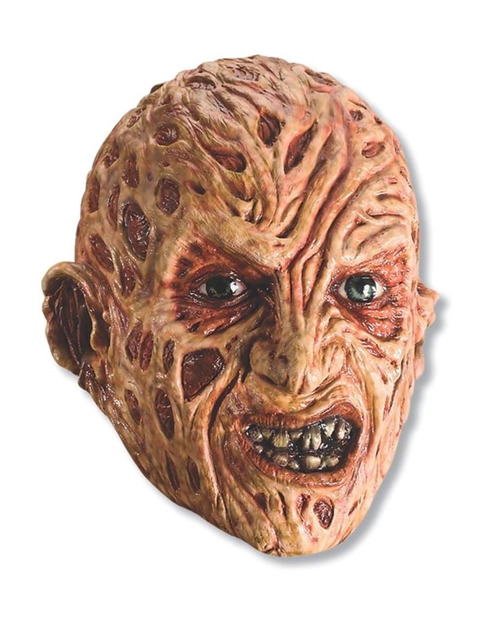 Halloween Freddy Krüger Handschuhe Horror Kostüm Zubehör Grusel Accessoire