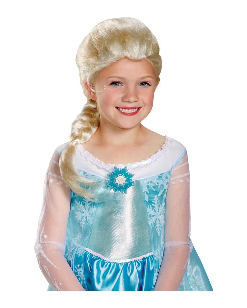 e4c982bf27 Frozen Elsa Kinderperücke Frozen Kostümzubehör | Horror-Shop.com