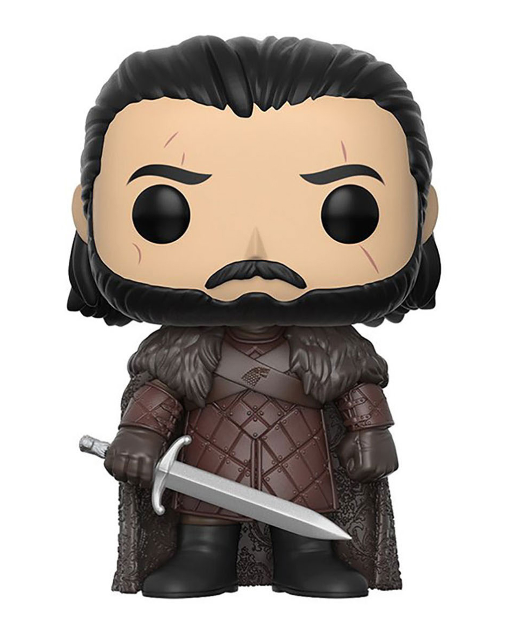 game of thrones jon snow funko pop figur kaufen horror. Black Bedroom Furniture Sets. Home Design Ideas