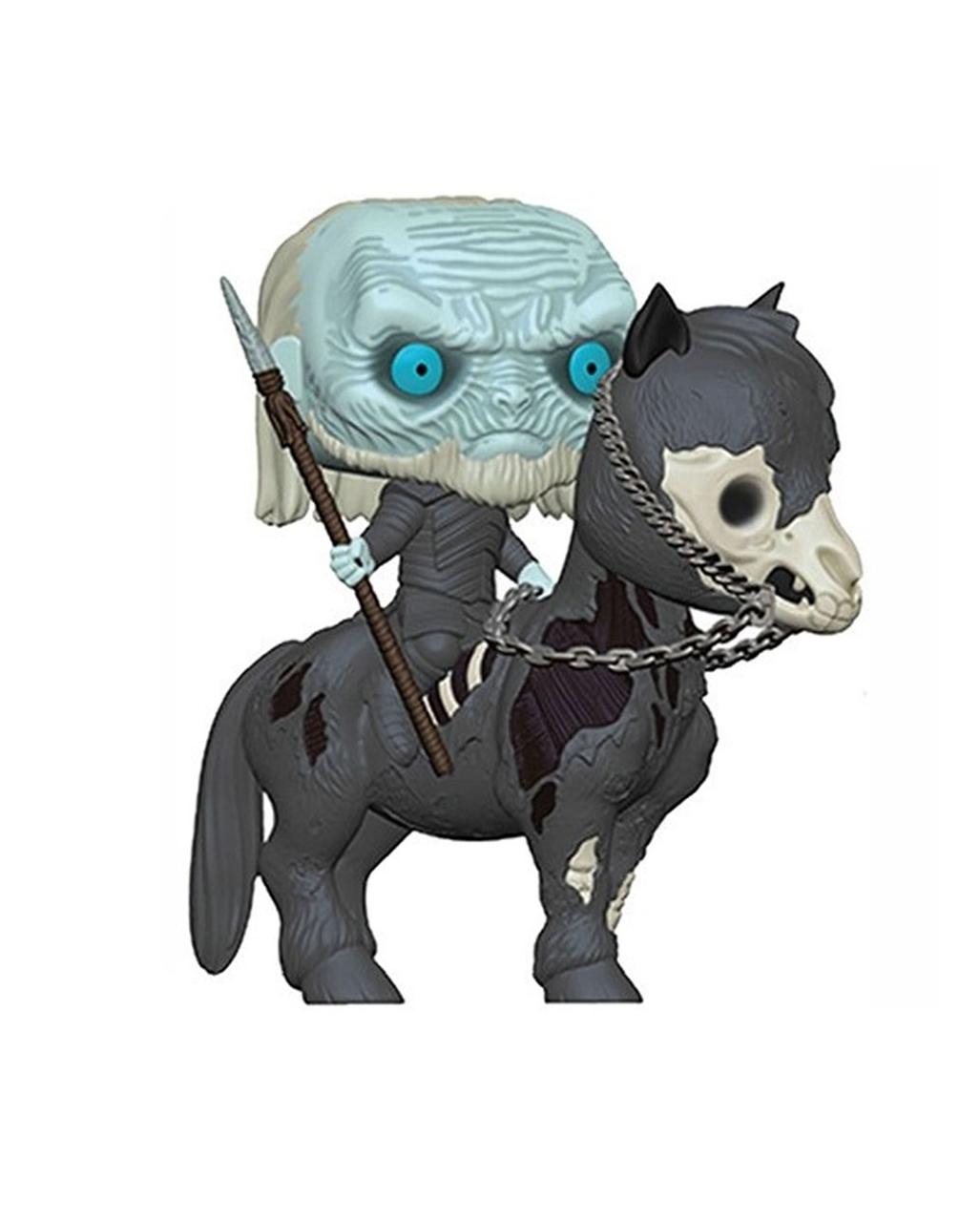 Funko Tees Game of Thrones Night King Horsey Women/'s Shirt