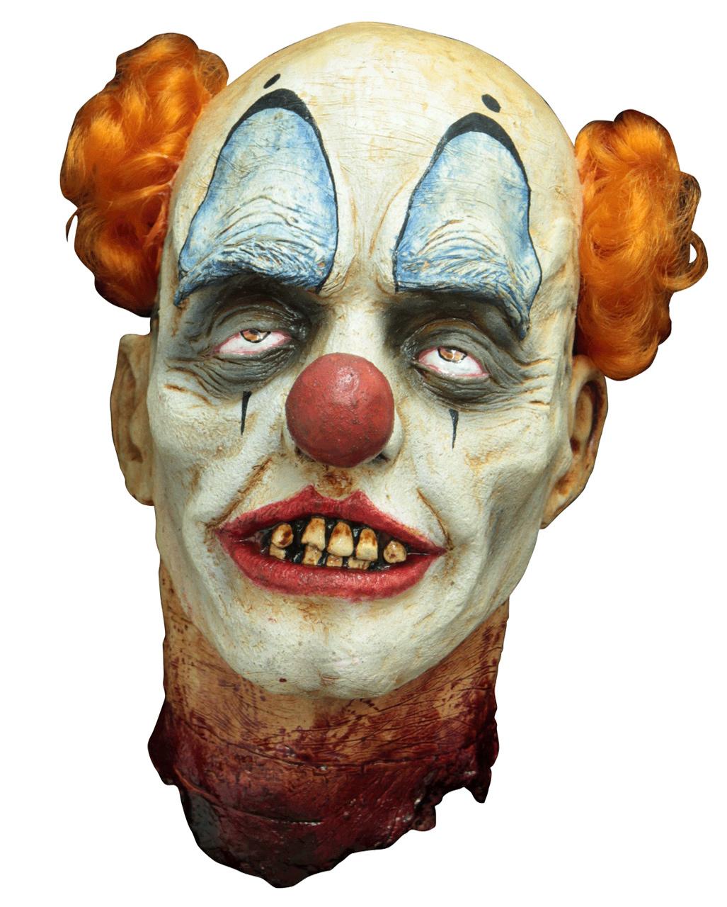 Kopf Drehen Cackling Gruselig Clown Innen//Außen Halloween Dekoration