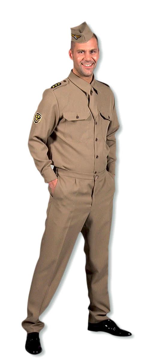 g i kost m 40er jahre u s armee uniform alliierten dienstkleidung horror. Black Bedroom Furniture Sets. Home Design Ideas