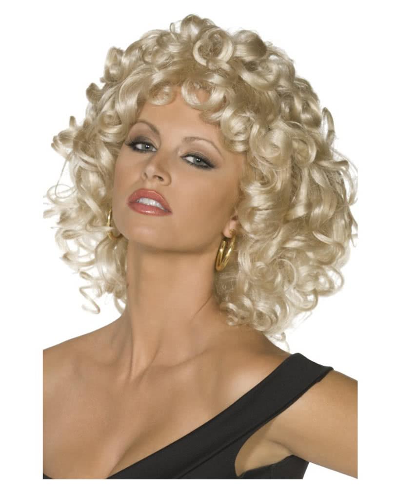 Grease Sandy Perucke Blond