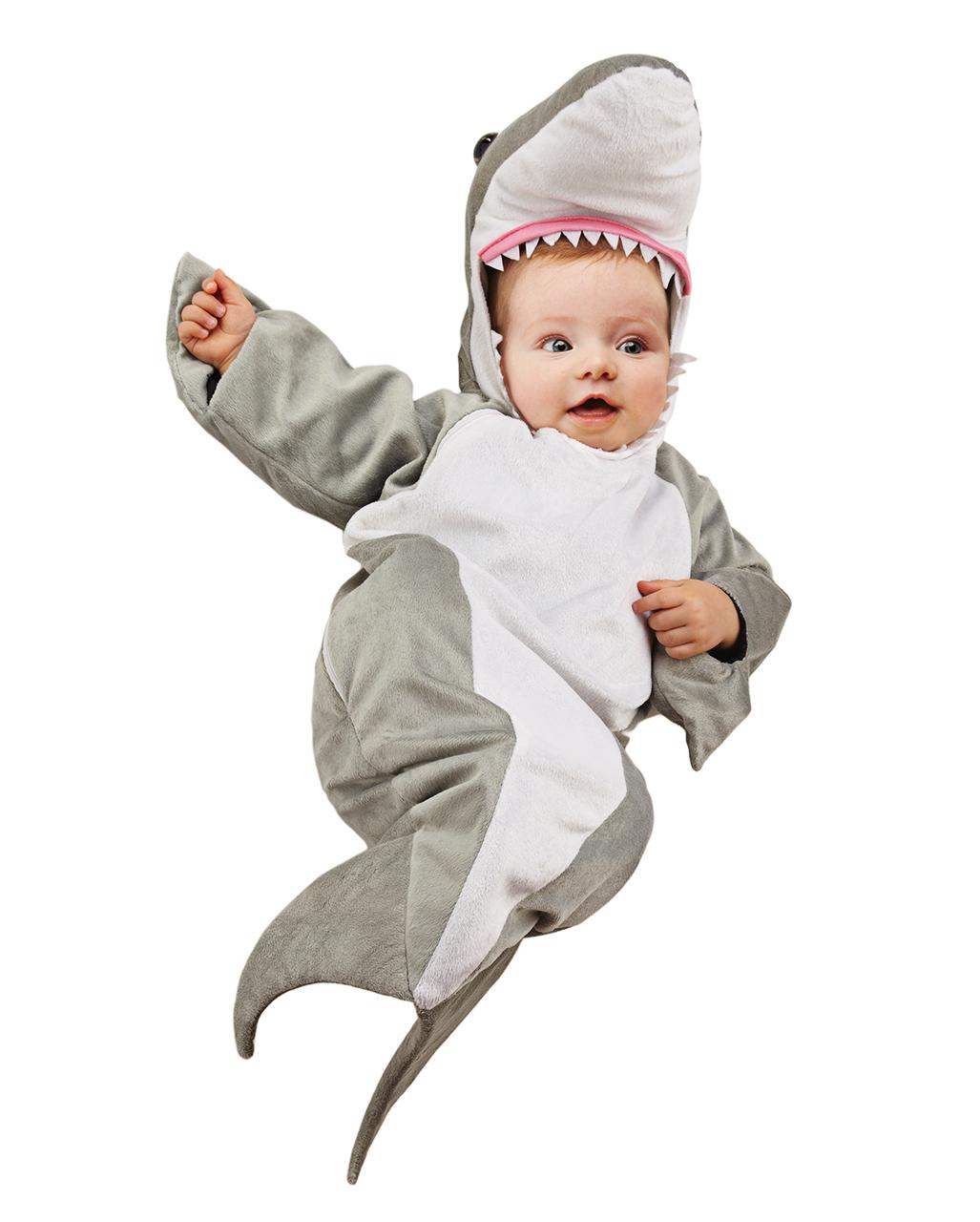 haifisch baby kost m f r karneval kaufen horror. Black Bedroom Furniture Sets. Home Design Ideas