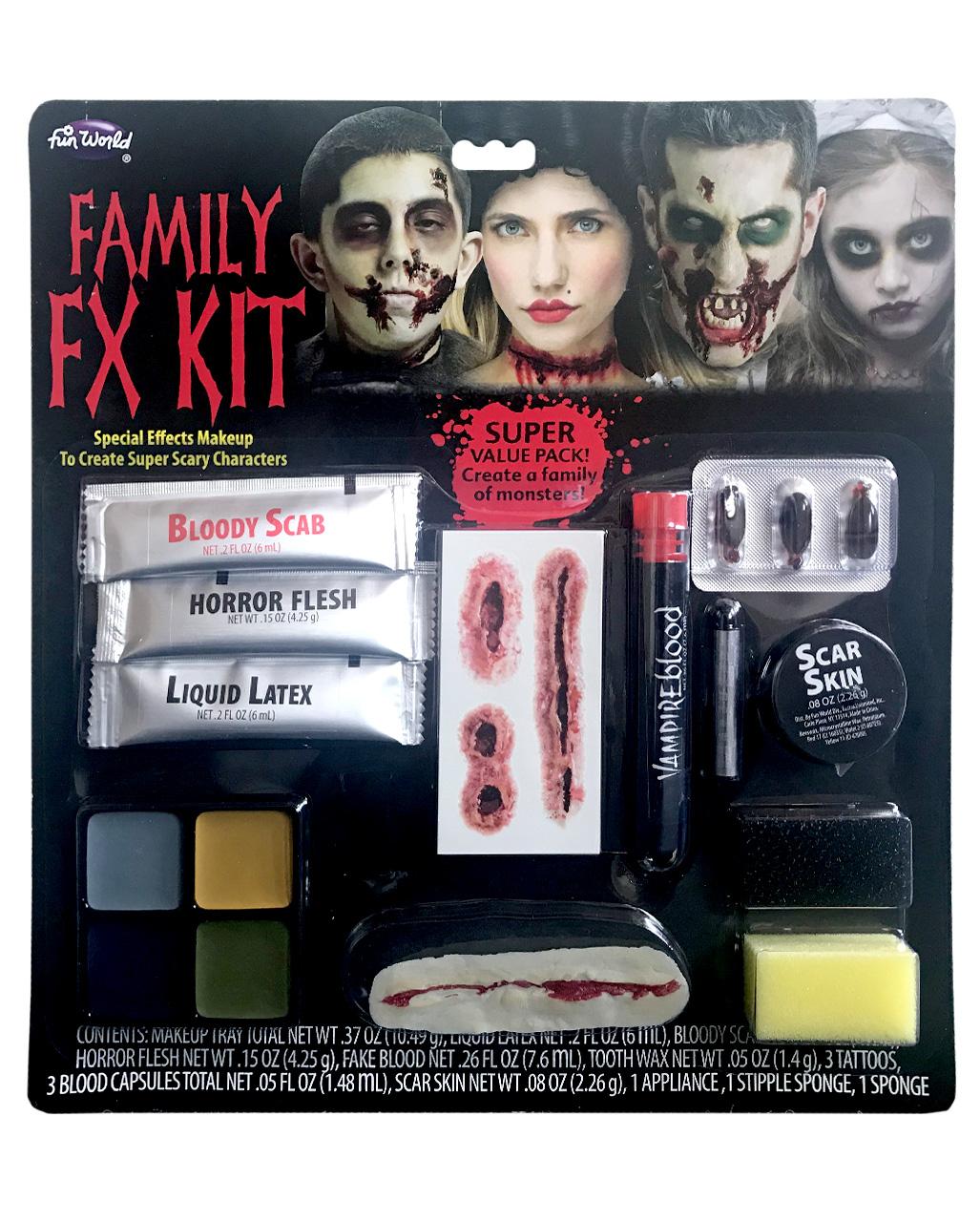 Family Fx Make Up Kit To