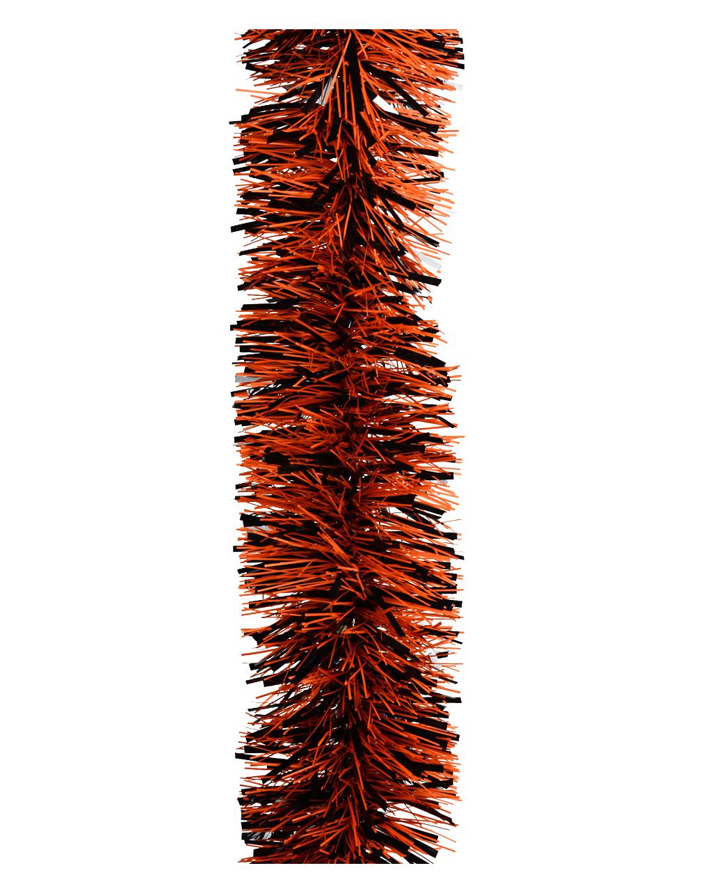 Halloween Garland Black Orange 4m As Decoration Horror Shop Com