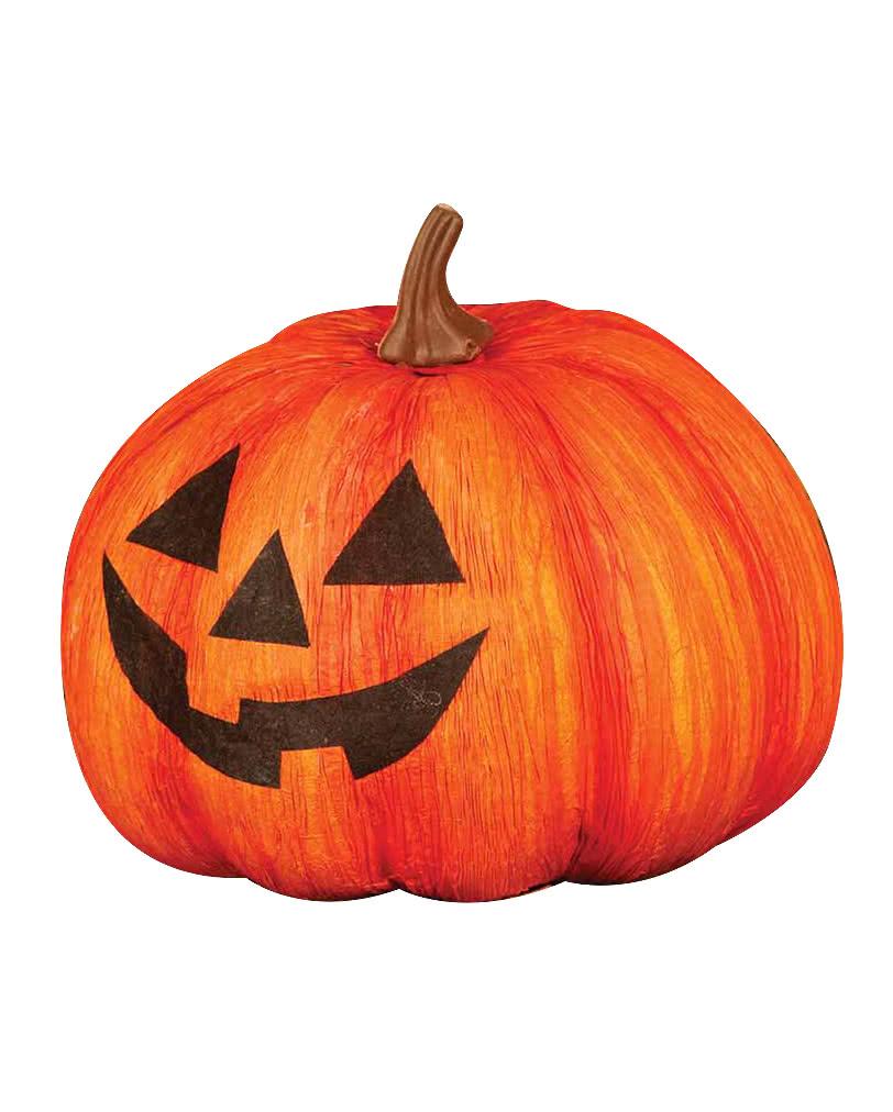 halloween deko k rbis 20cm festliche halloweendekoration. Black Bedroom Furniture Sets. Home Design Ideas