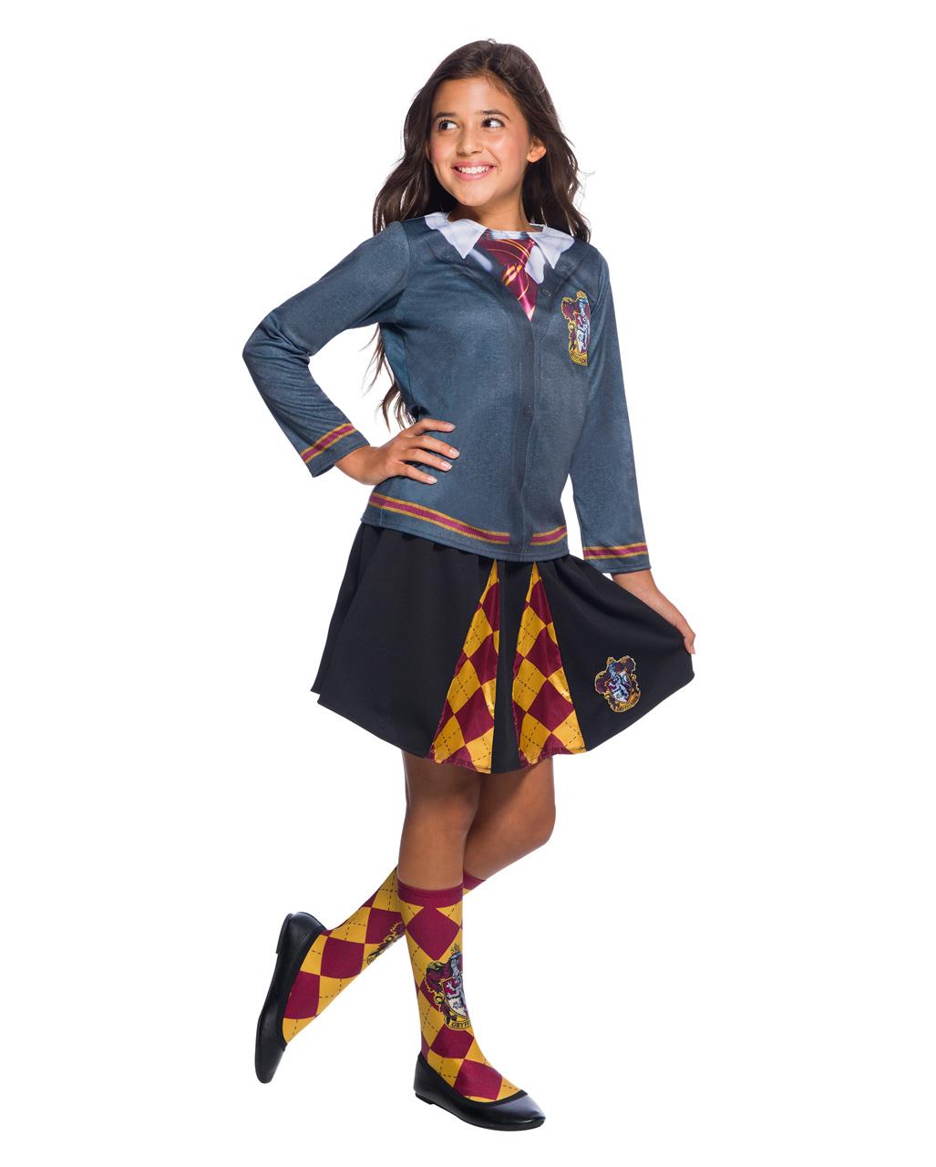 online Gutscheincode klassisch Harry Potter Kinder Kostüm-Shirt Gryffindor