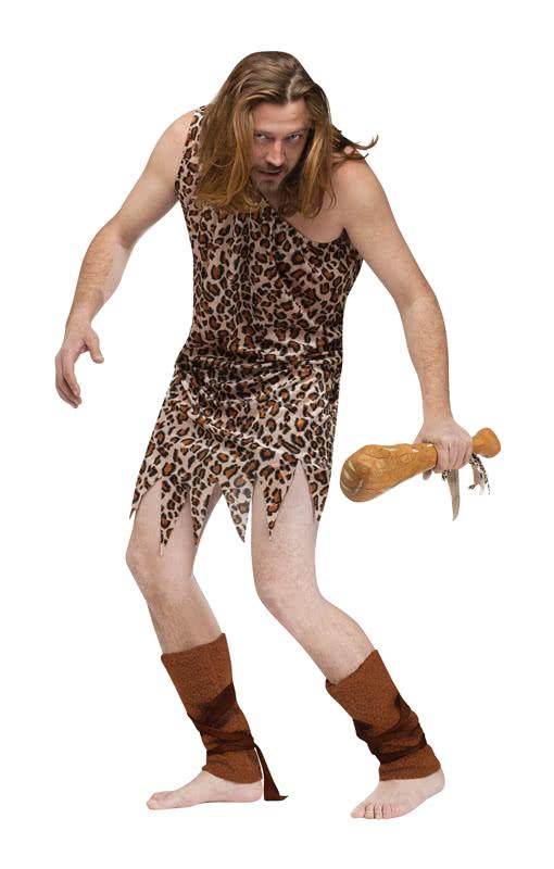 Caveman Costume Accessories : Caveman costume neanderthal horror shop