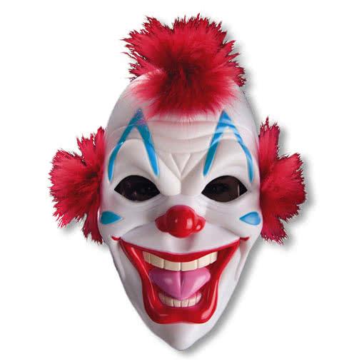 b ser clown maske horror karneval clown masken horror. Black Bedroom Furniture Sets. Home Design Ideas