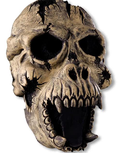 horror gorilla maske gruselige affenmaske als tiermaske horror. Black Bedroom Furniture Sets. Home Design Ideas